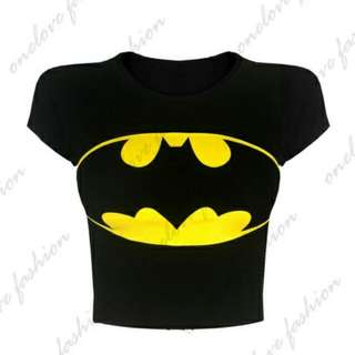 Batman Crop