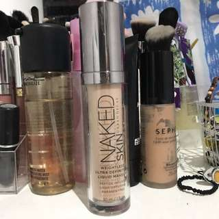 Naked Foundation