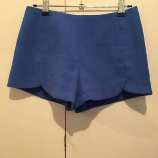 Forever 21 Blue Shorts