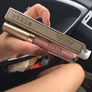 Stila Caramello Liquid Lipstick