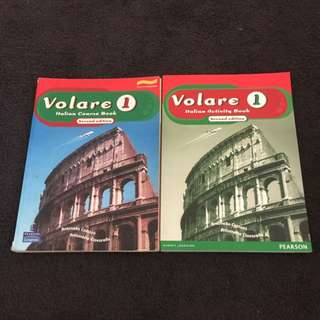 Volare 1 Course And Activity Book