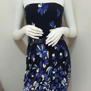 Mango Suit 平口洋裝