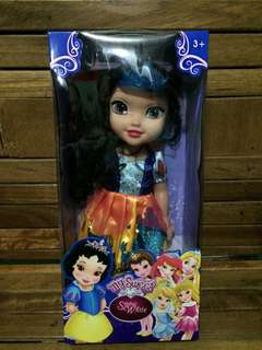 SNOW WHITE 15 INCHES DOLL