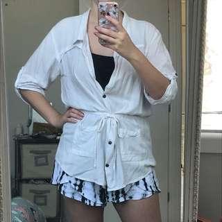 White Shirt Size 12