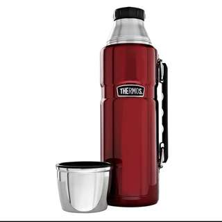 Thermos Cranberry Red 1.2L
