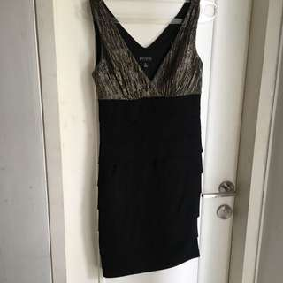Mini Sexy Dress Forever21-model Dada Terbuka