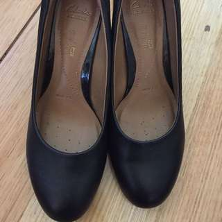 Clarks Wide Fit Shoes