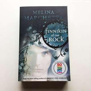 Finnikin Of The Rock By Melita Marchetta