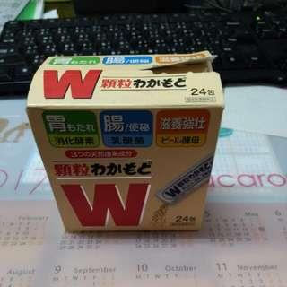 (交易中)若元整腸粉   日本   24包