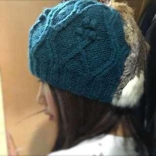 Cozy 全新毛毛冷帽