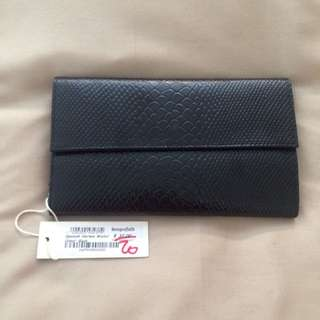 New Black Wallet Cheap