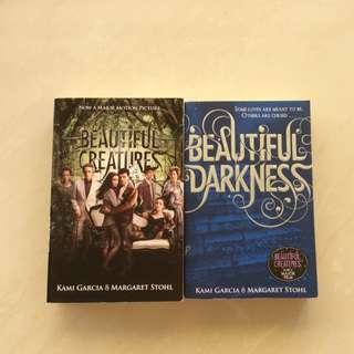 Beautiful Creatures Book Series YA