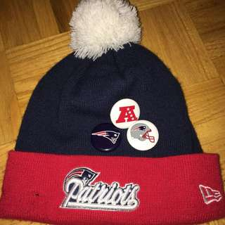 New England Patriots Tuque
