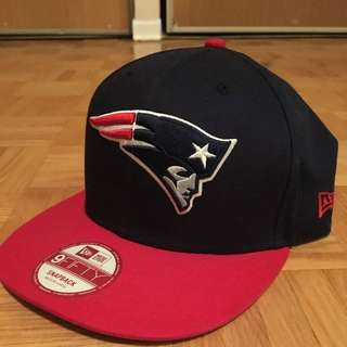 New England Patriots Snap back