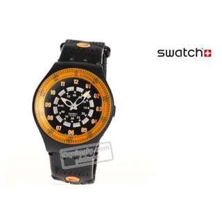 Swatch Fun Boarder Altimeter Watch