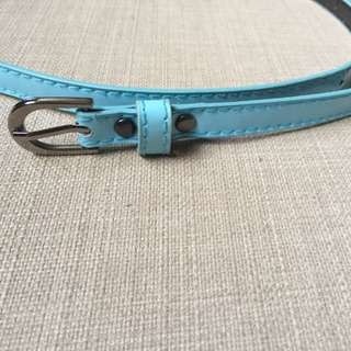 Tiny Baby Blue Belt