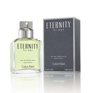 Calvin Klein Ck Eternity 100ml