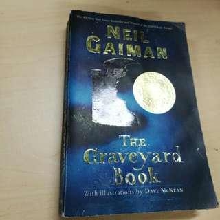 Neil Gaiman's THE GRAVEYARD BOOK