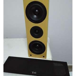 Tri Centre Speaker ( hi-fi )