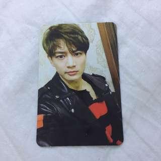 WTT SHINee 1 And 1 Minho Photocard