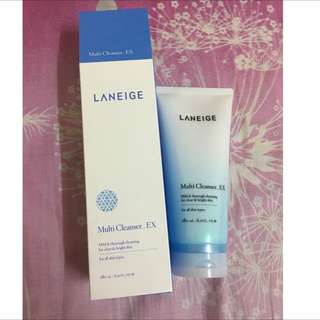 Laniege Multi Cleanser EX