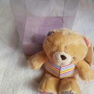 Brand New Hallmark Teddy Bear