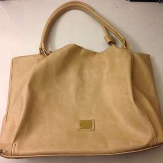 Koji Cream/Nude Handbag