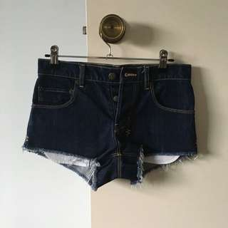 Ksubi Denim Short