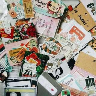 Stickers & Ephemeras