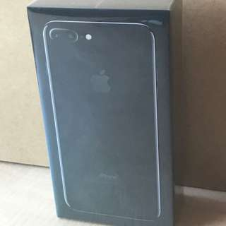 iPhone 7 Plus Jet Black 128GB