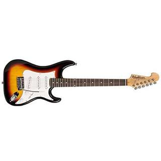 Washburn Sonamaster S1TS Solid-Body Electric Guitar, Tobacco Sunburst