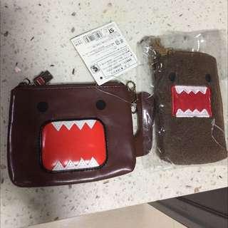 Domo零錢包/手機袋/手機包/錢包