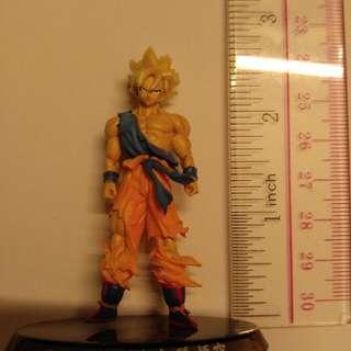 日本制 超造形魂 DRAGON BALL Z 龍珠 超級撒亞人 孫悟空 soul of hyper figuration BANDAI