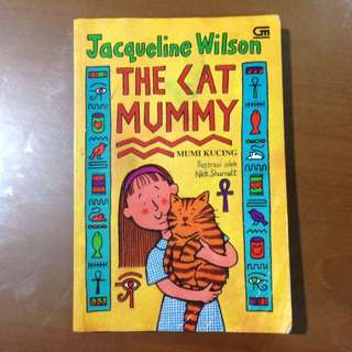 The Cat Mummy - Jacqueline Wilson