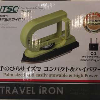 Pocket Travel Iron