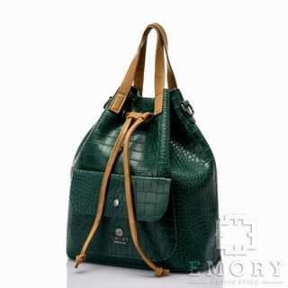 E M O R Y  Chandlers.  Multifunction Bag. Can be use as Ransel and sling Bag.