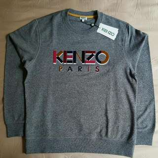 Kenzo Jumper Sweater Men's Authentic Brand New Size L RRP$420
