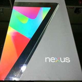 ASUS Nexus 迷你平版