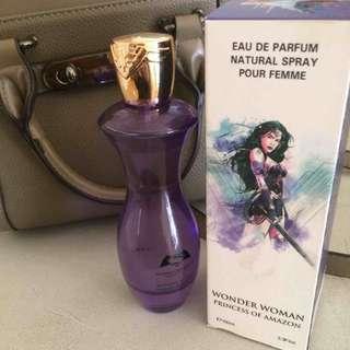 Wonder Woman Princess Of Amazon Original DC Perfume