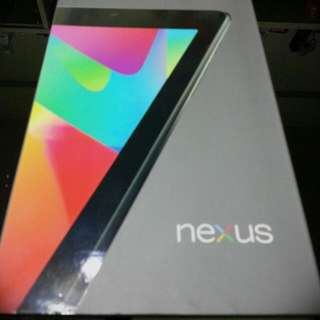 ASUS Nexus 7 迷你平版