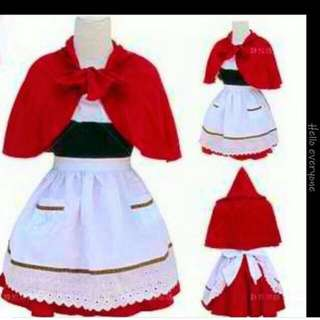 Little Red Riding Hood Costume For Rental