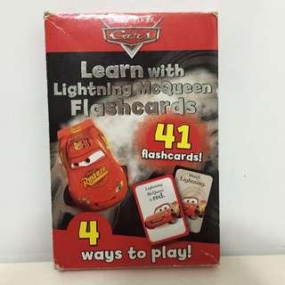Lightning McQueen Flashcards