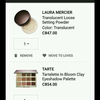 Everything MUST GO !!! ANASTASIA BEVERLY STICK, TARTE, LAURIE MERCIE