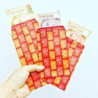 HuatAllready Singlish Angbao Festive Red Packet
