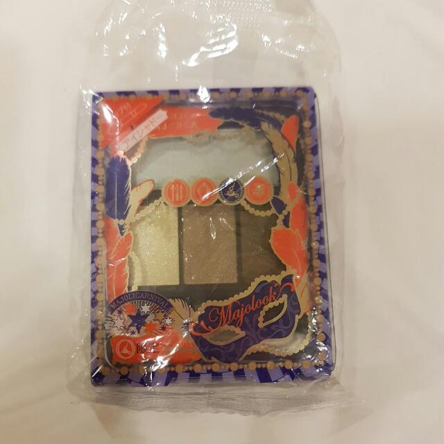 戀愛魔鏡魔女幻彩眼影盒