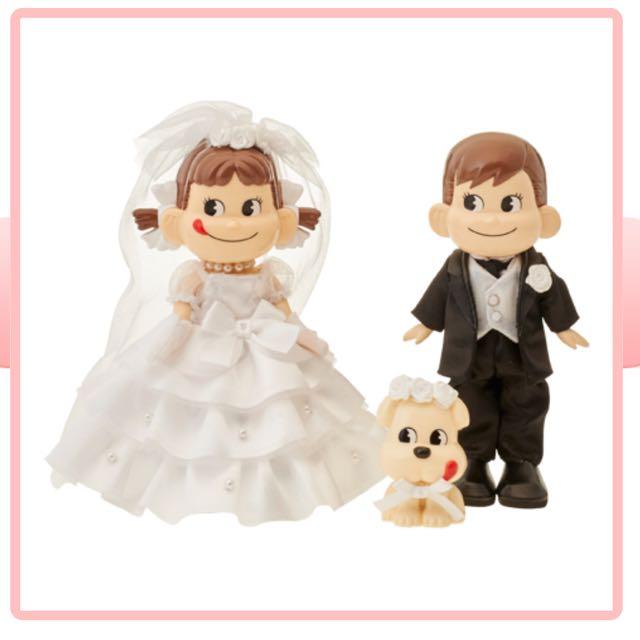 日本不二家-婚禮組