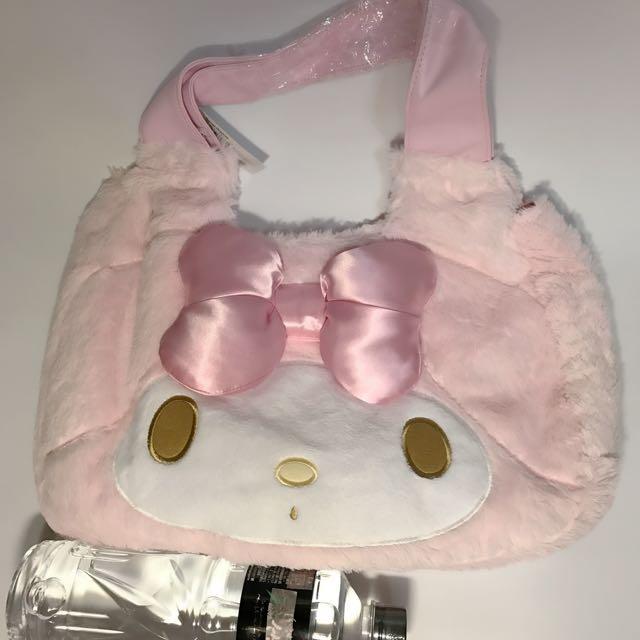 [B2]日本代購 美樂蒂包包 側背包 手提包 手提袋