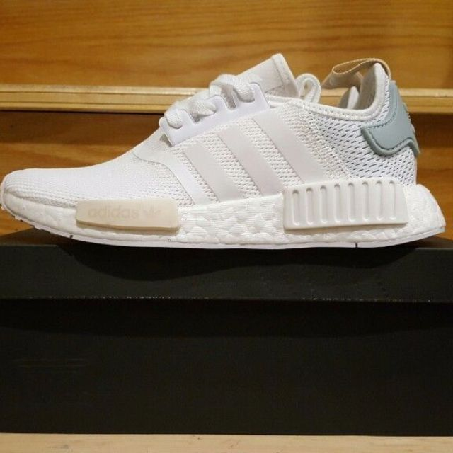 Adidas NMD R1 Tactile White