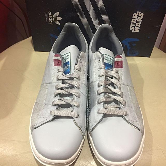 Adidas Stan Smith 80s Millennium Falcon
