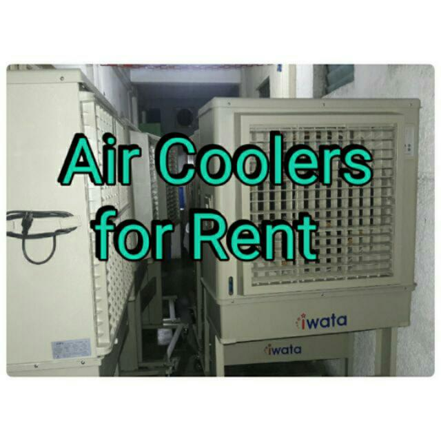 Air Coolers Rental